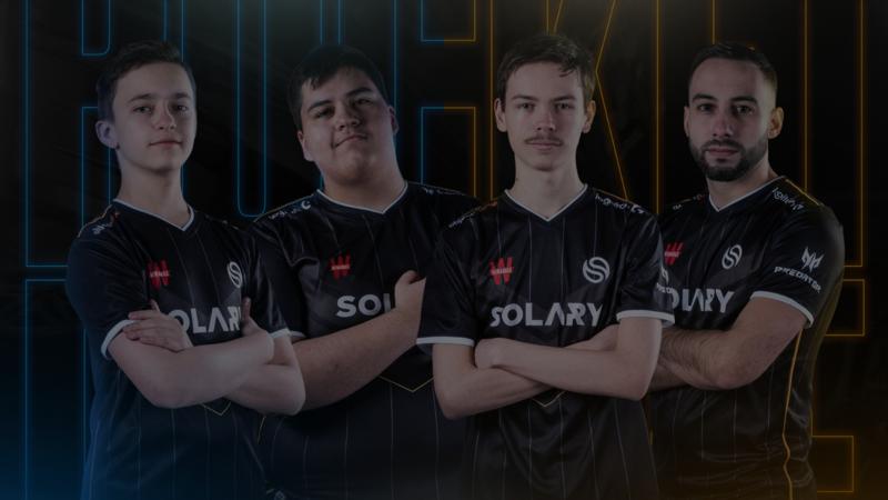 Solary se lance sur Rocket League
